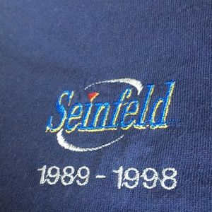 Seinfeld 1998 Vintage Beauty/ XL Delta Larry David